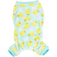 Frisco Cozy Rubber Ducky Dog PJs,  Medium