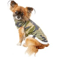 The Long Dog Clothing Company Scout Reversible Dog Sweater, Petite