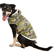 The Long Dog Clothing Company Scout Reversible Dog Sweater, Large
