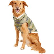 The Long Dog Clothing Company Scout Reversible Dog Sweater, X-Large