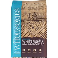 SPORTMiX Wholesomes Whitefish Meal & Chickpea Formula Grain-Free Dry Dog Food, 35-lb bag