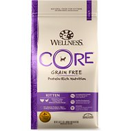 Wellness CORE Grain-Free Kitten Formula Dry Cat Food
