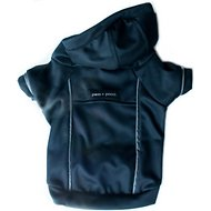penn + pooch The Andie All-Weather Jacket, Black, Medium