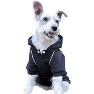 Doggie Design Sport Hoodie, Jet Black, X-Small