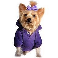 Doggie Design Sport Hoodie, Ultra Violet, Small