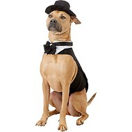 Doggie Design Dog Tuxedo with Matching Hat & Collar, X-Large
