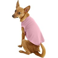 Mirage Pet Products Plain Dog & Cat Shirt, Bright Pink, Medium