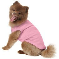 Mirage Pet Products Plain Dog & Cat Shirt, Bright Pink, Large