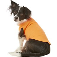 Mirage Pet Products Plain Dog & Cat Shirt, Orange, X-Large