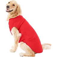 Mirage Pet Products Plain Dog & Cat Shirt, Red, 6X-Large