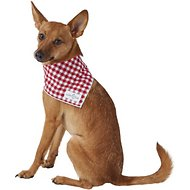 Lucy & Co. Dog Bandana, Small, The Kennedy