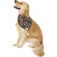 Lucy & Co. Dog & Cat Bandana, Large, The Addie