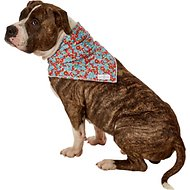 Lucy & Co. Dog & Cat Bandana, Large, The Chole
