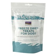Fish4Dogs Freeze Dried Dog Treats, 25-g bag