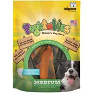 Indigenous Pet Products Pegetables Dental Dog Chews Dental Dog Chews, Medium Breed, 18 count