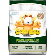 Garfield Cat Litter Tiny Grains Flushable Cat Litter, 10-lb bag