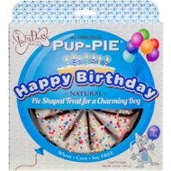 The Lazy Dog Cookie Co. Happy Birthday Pup-PIE Dog Treat, Boy
