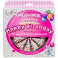 The Lazy Dog Cookie Co. Happy Birthday Pup-PIE Dog Treat, Girl