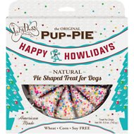 The Lazy Dog Cookie Co. Happy Howlidays Pup-PIE Dog Treat
