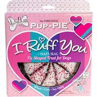 The Lazy Dog Cookie Co. I Ruff You Pup-PIE Dog Treat