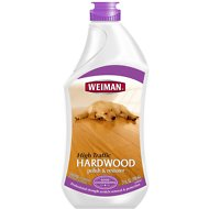 Weiman High Traffic Hardwood Polish & Restorer, 27-oz