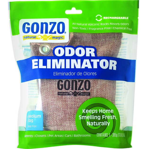 Gonzo Natural Magic Odor Eliminator, 1 Count