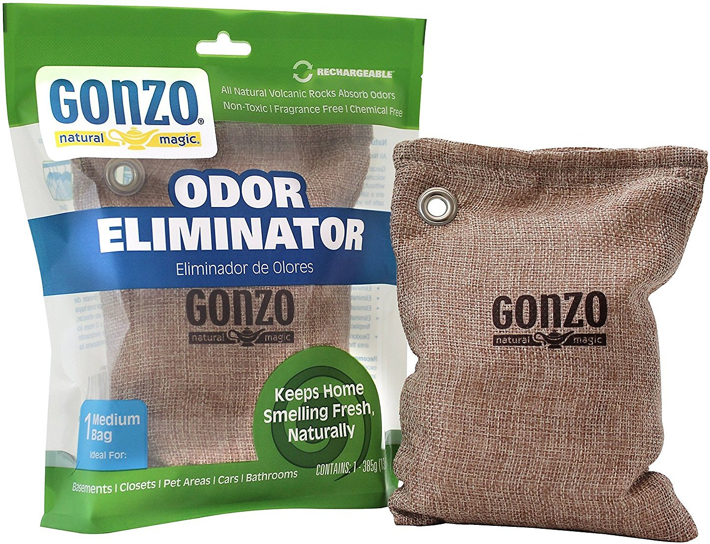 gonzo natural magic odor eliminator