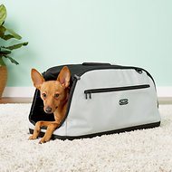 Sleepypod Air In-Cabin Dog & Cat Carrier, Glacier Silver