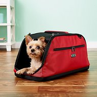 Sleepypod Air In-Cabin Dog & Cat Carrier, Strawberry Red