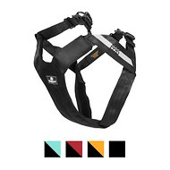 Sleepypod Clickit Sport Dog Safety Harness, Jet Black, Medium
