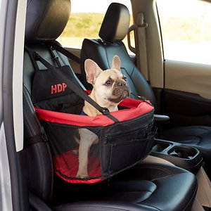 HDP Deluxe Lookout Dog Booster Car Seat