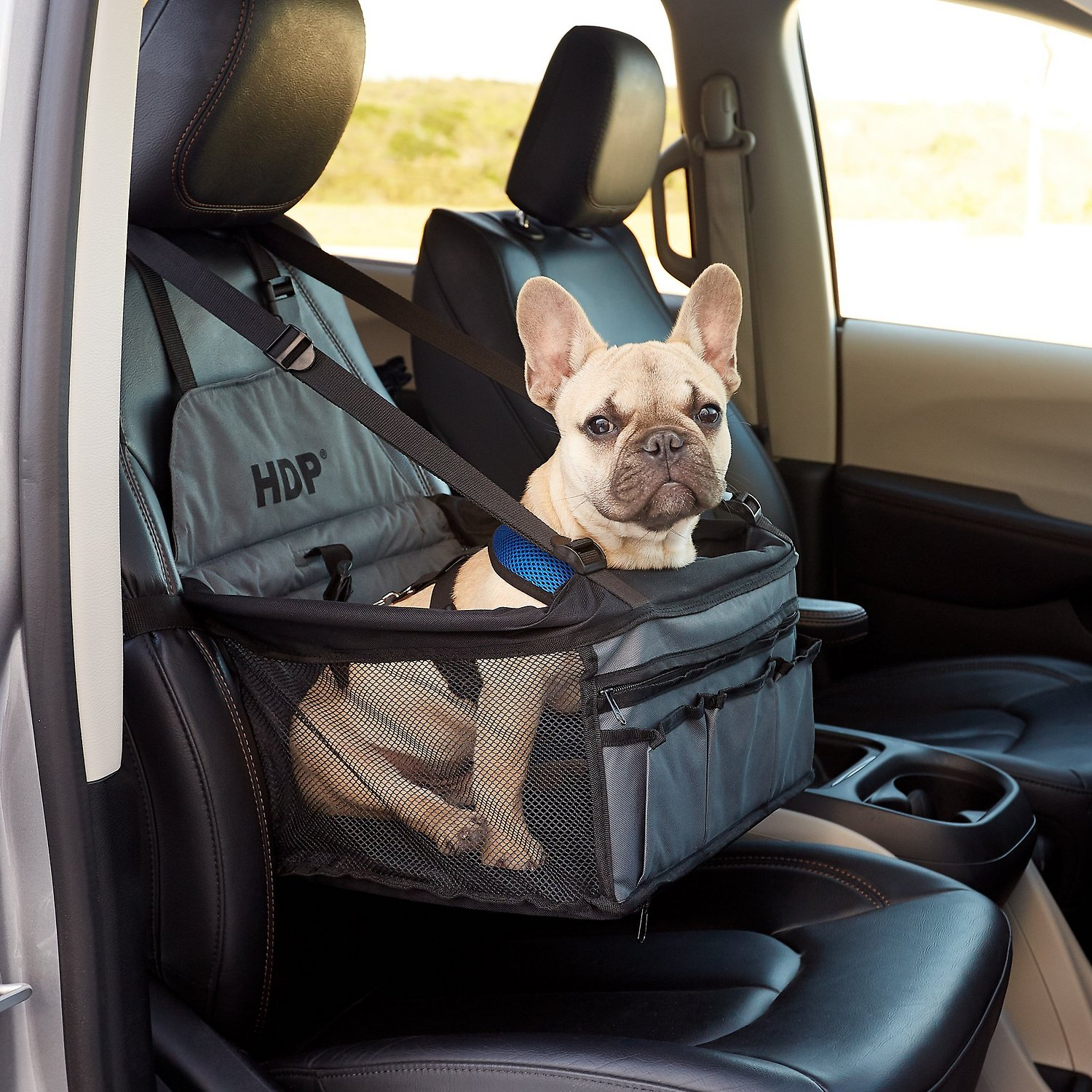 HDP Deluxe Lookout Dog, Cat & Small Animal Booster Car ...