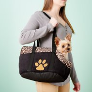 HDP Paw Style Dog, Cat & Small Animal Carrier, Small