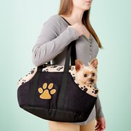 HDP Paw Style Dog, Cat & Small Animal Carrier, Medium