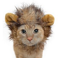 Pet Krewe Lion Mane Cat & Small Dog & Cat Costume