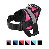 HDP Big Dog No Pull Dog Harness, Pink, Large