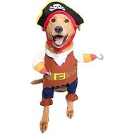 Pet Krewe Pirate Dog & Cat Costume, X-Large