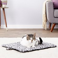HDP Thermal Cat Mat, Gray Animal Print
