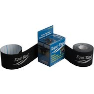 Equi-Tape Kinesiology Tape for Horses, 2-inch, Black