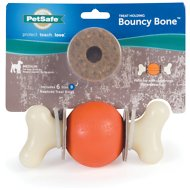 PetSafe Sportsmen Bouncy Bone Dog Toy, Medium
