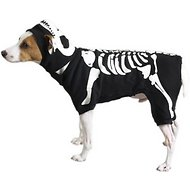 Casual Canine Glow Bones Dog Costume, X-Small