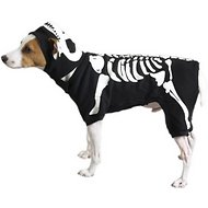 Casual Canine Glow Bones Dog Costume, X-Large