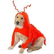 Casual Canine Lobster Paws Dog Costume, Small