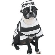 Casual Canine Prison Pooch Dog Costume, X-Small