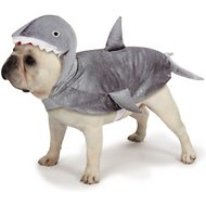 Casual Canine Shark Dog Costume, Small