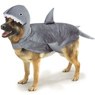 Casual Canine Shark Dog Costume, Large