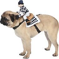 Zack & Zoey Show Jockey Saddle Dog Costume, Small