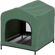 Etna Portable Dog & Cat Tent, Green