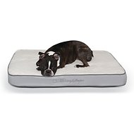 K&H Pet Products Memory Sleeper Pillow Dog Bed