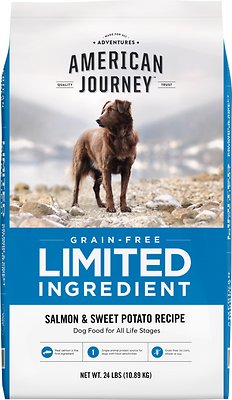 3. American Journey LID Grain-Free Dry Food